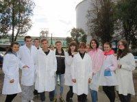 Виробнича екскурсія на цукровий завод