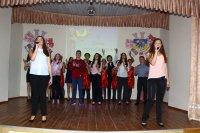 Концерт з нагоди  Дня працівників освіти
