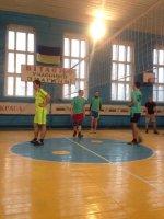 Першість СК «Юність» з волейболу
